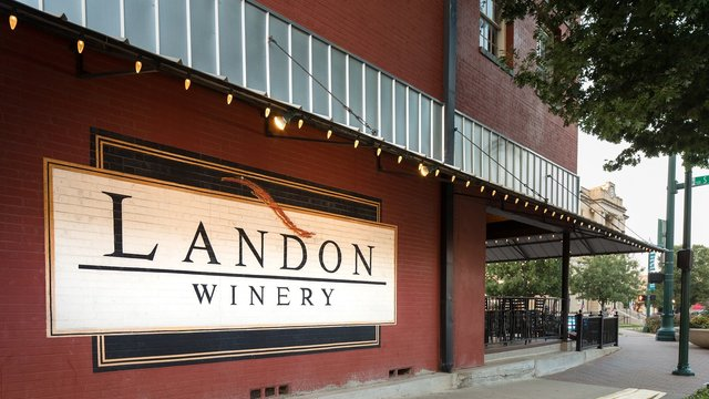Landon Winery in Downtown McKinney